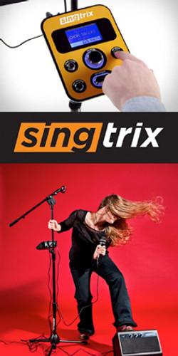 Singtrix – «караоке 21 века»