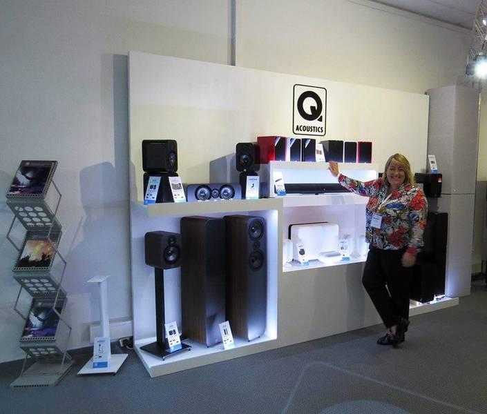 Новые колонки Q Acoustics