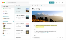 Upnote - The Note Taking App You Can't Miss