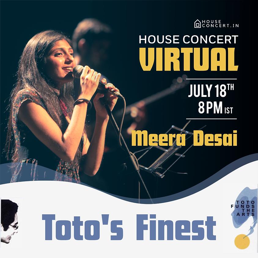 Meera Desai - Live from Ahmedabad