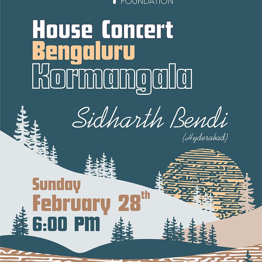 House Concert Bengaluru   Koramangla