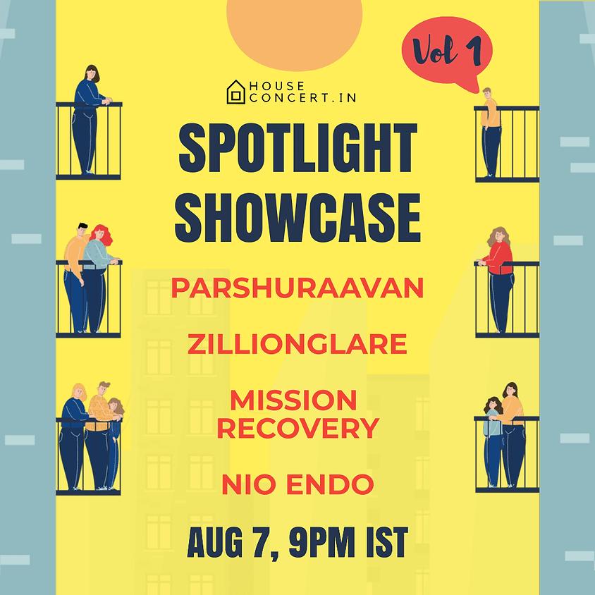 Spotlight Showcase: Vol 1 - Hip Hop India