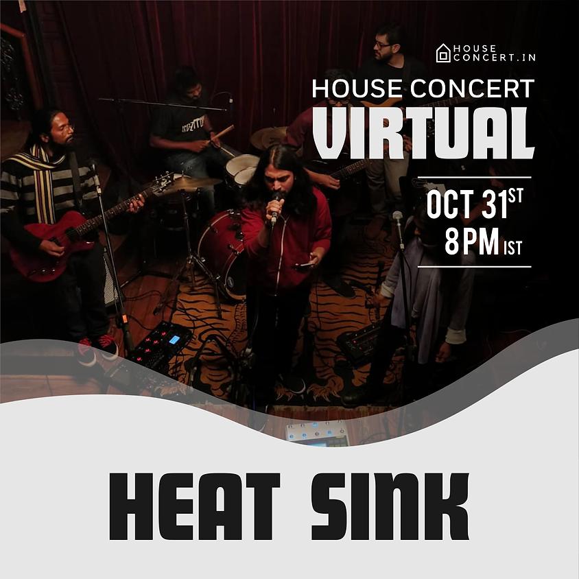 Heat Sink   House Concert Virtual