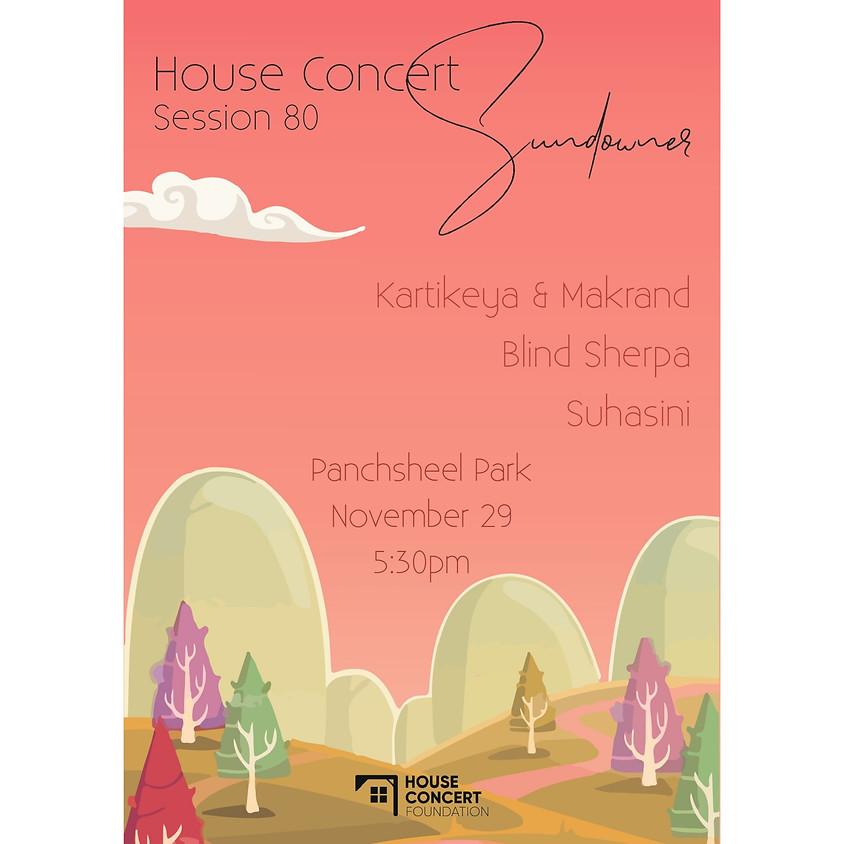 House Concert Delhi Sundowner | Session 80