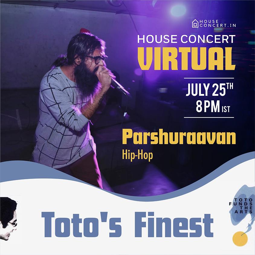 Parshuraavan - Hip Hop | Live from Rajkot, Gujarat