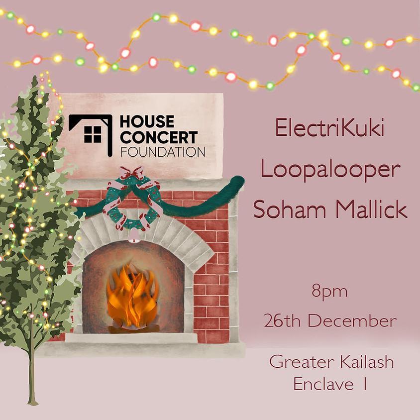 House Concert Delhi Christmas Special | Session 81