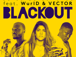 """Ananya Birla releases new single """"Blackout"""" featuring Vector and WurlD"""