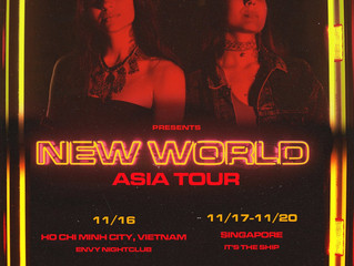 Krewella announces Asia tour dates