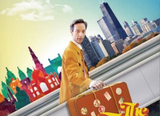 The Tiger Hunter Starring Danny Pudi Opens Nationwide