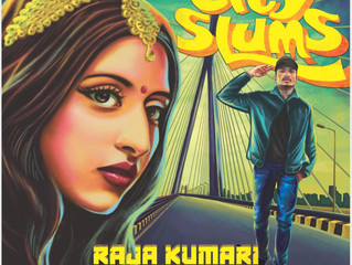 "Rapper Raja Kumari debuts in India with  ""City Slums"" ft. Divine"