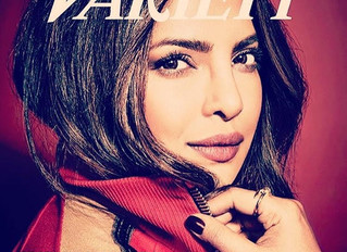 Priyanka Chopra Graces the Cover of Variety's Power of Women Issue