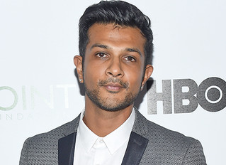 "Utkarsh Ambudkar stars in ""White Famous"" tonight on Showtime!"
