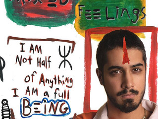 """AVAN JOGIA RELEASES """"MIXED FEELINGS: POEMS AND STORIES"""""""