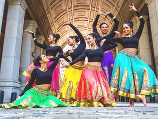 Sa Dance Company's Broadway Debut