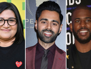 """Nahnatchka Khan and Hasan Minhaj On Storytelling For People Of Color: """"It's Better Than It's Ever Be"""