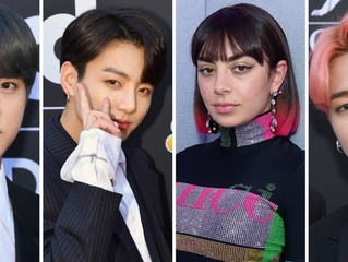 BTS unveils 'Dream Glow', their latest English language crossover smash, with Brown Queen, C