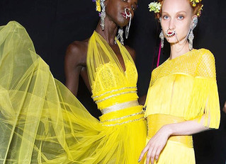 Naeem Khan takes over New York Fashion Week!