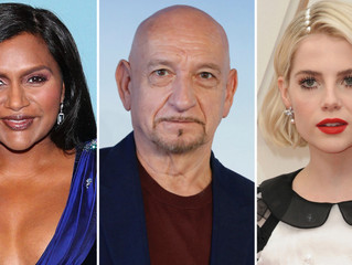 Mindy Kaling, Sir Ben Kingsley and Lucy Boynton have been added to an already-strong cast