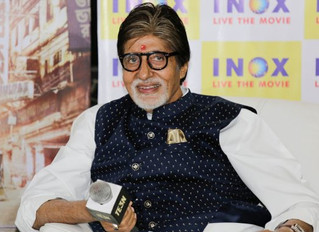 Bollywood Star Amitabh Bachchan Tests Positive for Coronavirus