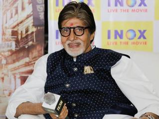 Bollywood Star Amitabh Bachchan Tests Positive for Coronavirus