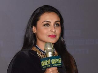 Bollywood Star Rani Mukerji To Lead Child Welfare Drama 'Mrs. Chatterjee Vs Norway'