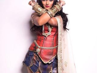 Deepica Mutyala's Wonder Woman Halloween Cosplay is Everything