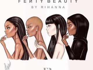 Rihanna x Fenty Beauty - A make up brand for ALL women!