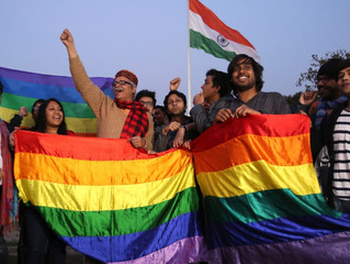 How India brought an end to the criminalization of its LGBT+ community /  Section 377