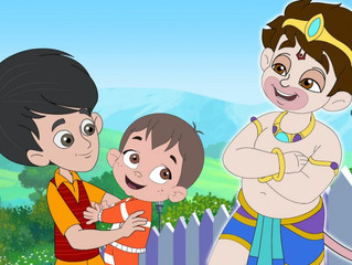 Disney+ Hotstar Orders 234 Episodes of Animated Series 'Selfie With Bajrangi'