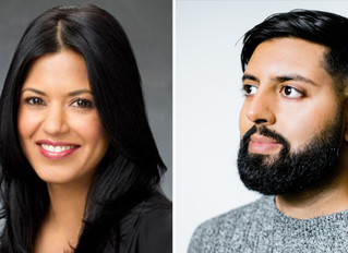 Twentieth Television's Reena Singh And Hillman Grad's Rishi Rajani Launch 'The Salon' South Asian Me