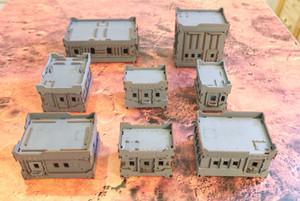 Building blocks for battle