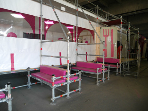 Centre d'accueil-Porte de La Chapelle  (
