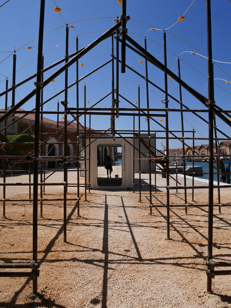 Biennale d'Architecture de Venise 2016