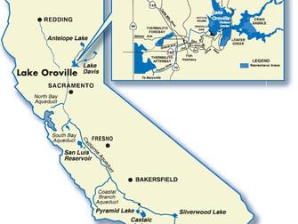 Oroville Dam: A Case Study