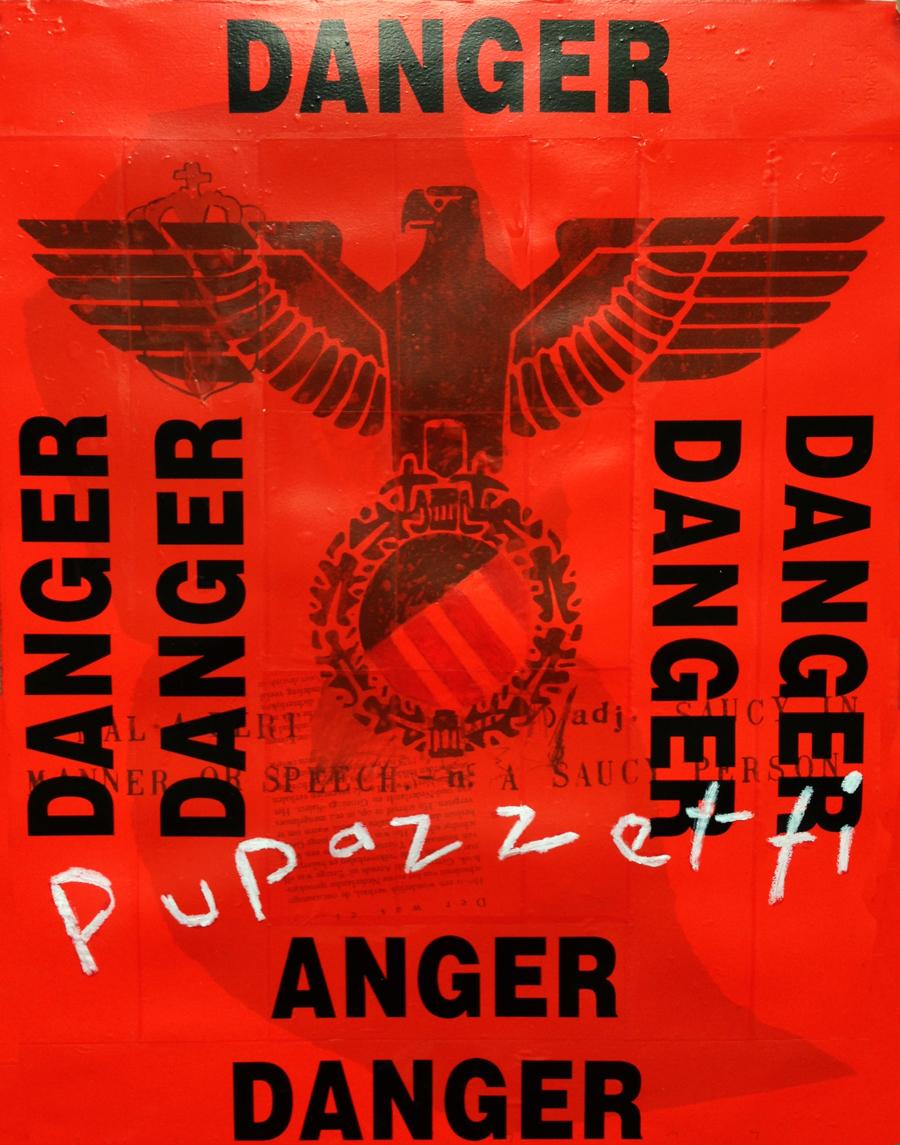 Pupazzetti 9 American Fascism