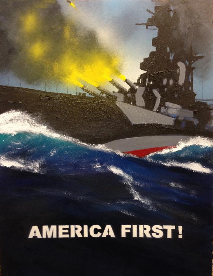 """America First"""