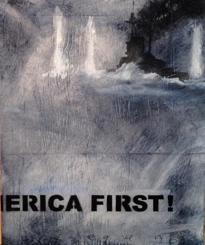"""America First 2"""