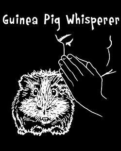 Guinea Pig Whisperer T-Shirt