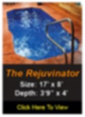 The Rejuvinator Swim Spa