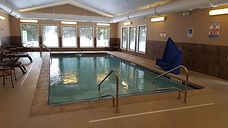 Commercial pool and spa design