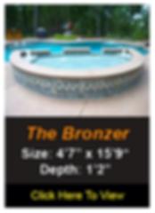 The Bronzer Tanning Ledge