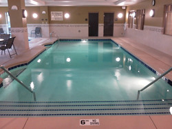 18' x 35' Indoor Hotel Pool and Spa