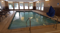 Hotel Pool and Spa