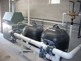 Pool and Spa filtration system
