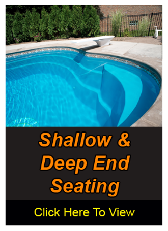 Shallow & Deep End Seating