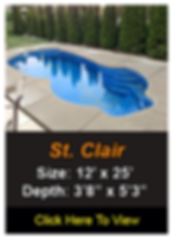 St Clair Swimming Pool