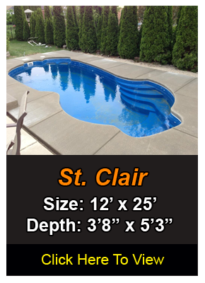 St. Clair Swimming Pool