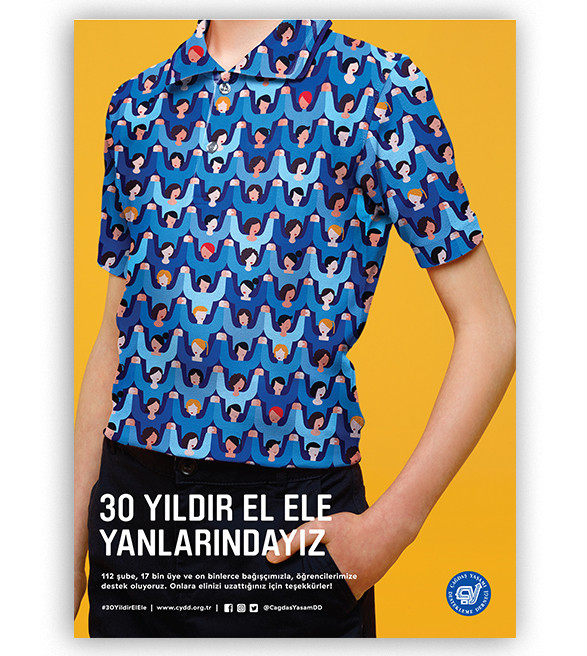 ÇYDD Poster Series