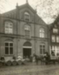 van zuylekom in de westerstraat eind 19e eeuw