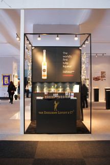 Mobile stand designed by Jaap Elza